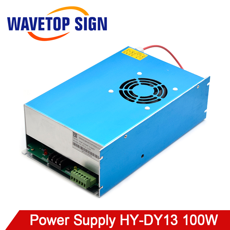 WaveTopSign HY-DY13 100W Co2 Laser Power Supply For RECI Z2/W2/S2 CO2 Laser Tube Engraving And Cutting Machine DY Series