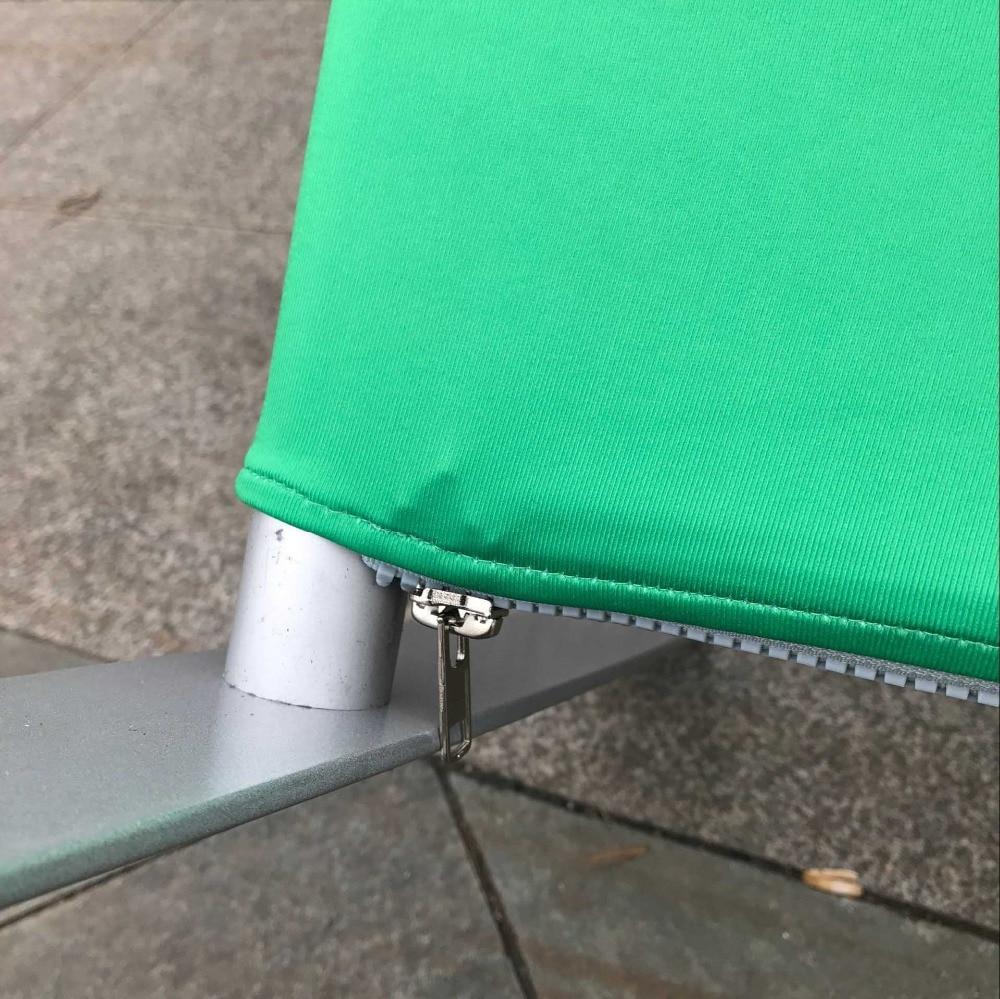 Green color 베개 tension fabric 배경으로-에서파티 백드롭부터 홈 & 가든 의  그룹 3