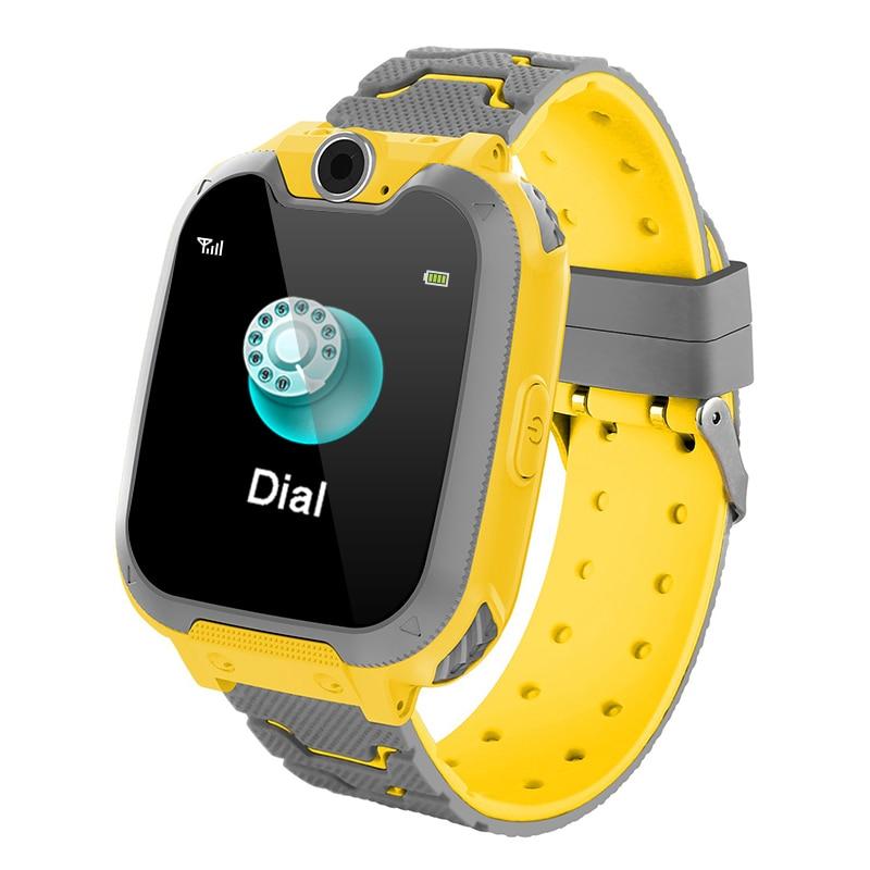 Crianças relógio inteligente jogo de música smartwatch