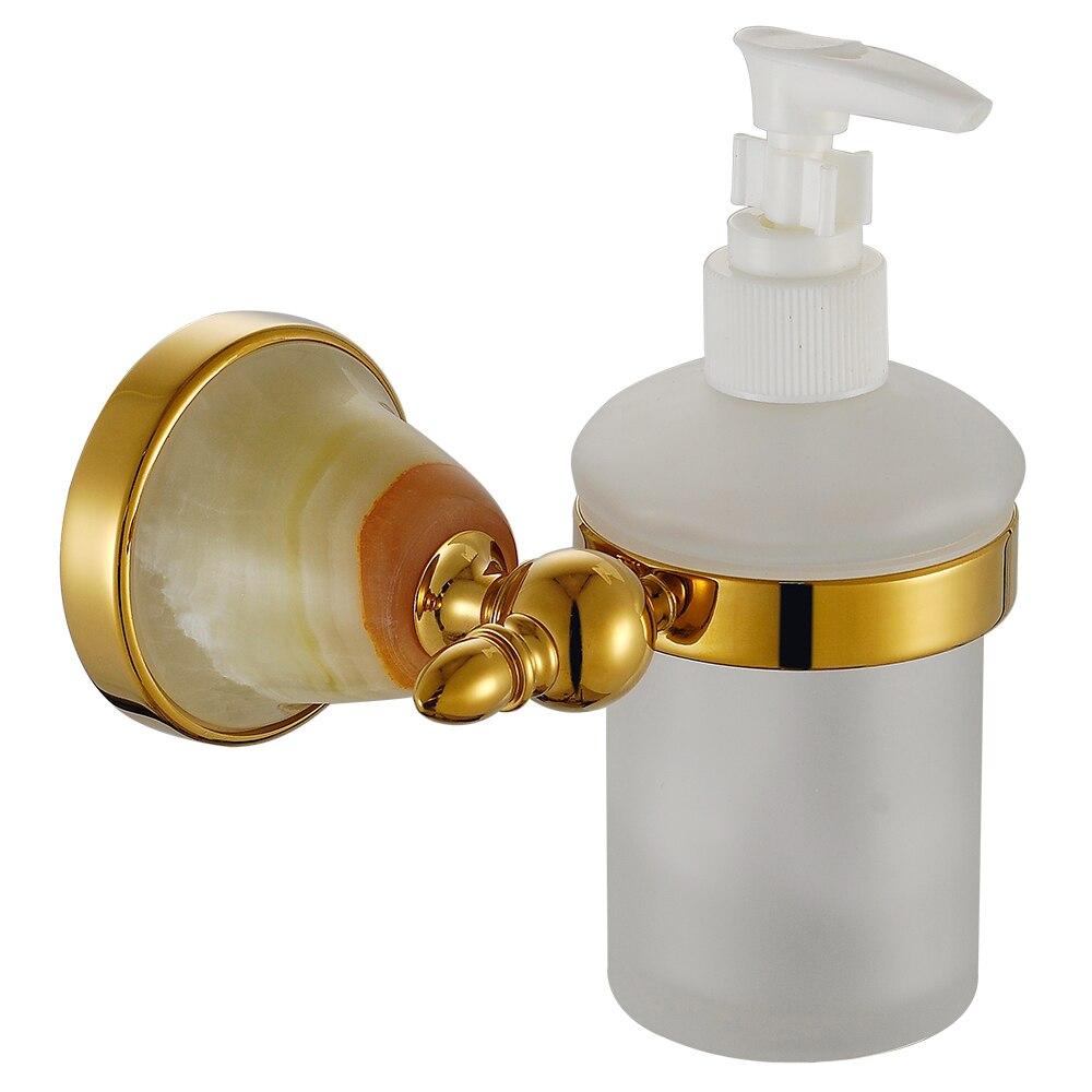 Accessoire Salle De Bain Cuivre ~ cristal de luxe salle de bains accessoires ensembles or usd304 en