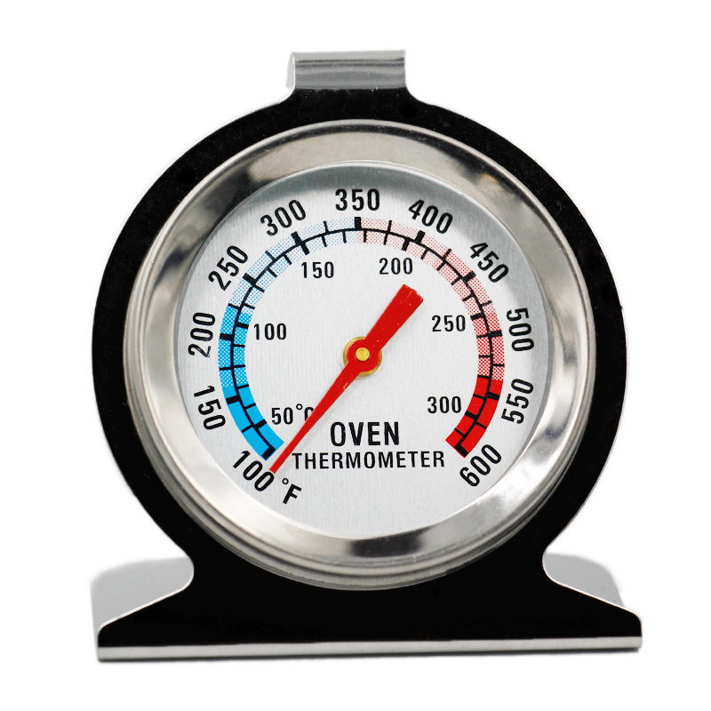 Stand Up 50-300 Degree Stainless Steel Kitchen Oven Stainless Steel Special Oven Food Meat Thermometer Measurement