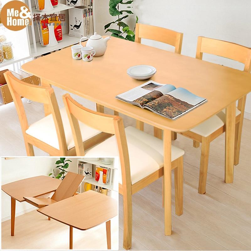 Hot Scandinavian Furniture Ikea Ikea Style Restaurant Dining Table Walnut Wood Rectangular Folding Table Furniture Chinese Table Runnerfurniture Nail Aliexpress