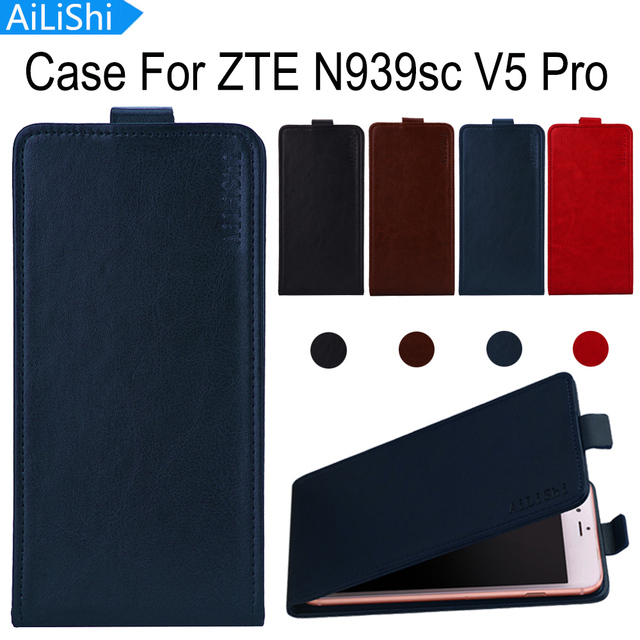 AiLiShi Factory Direct! For ZTE N939sc V5 Pro Case Flip Hot Sale Leather Case Exclusive 100% Special Phone Cover Skin+Tracking