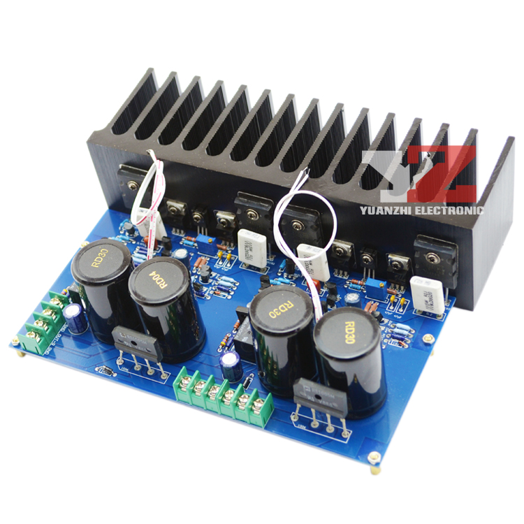 Assembled YZ-MT-150 150W Class A/AB Power amplifier board ( no heatsink) вентилятор канальный cata mt 150