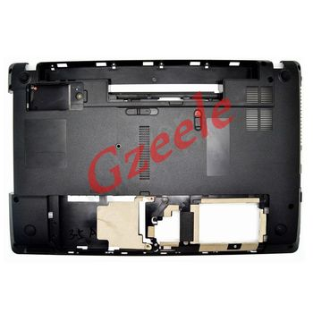 Laptop Bottom Base Case Cover for Packard Bell TM81 TM85 TM82 TM83 TM86 NEW95 NEW91 Bottom case black