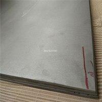99.9% Никель лист 1 шт. 20 мм толщиной 200 мм ширина 200 мм длина Никель пластина, бесплатная доставка