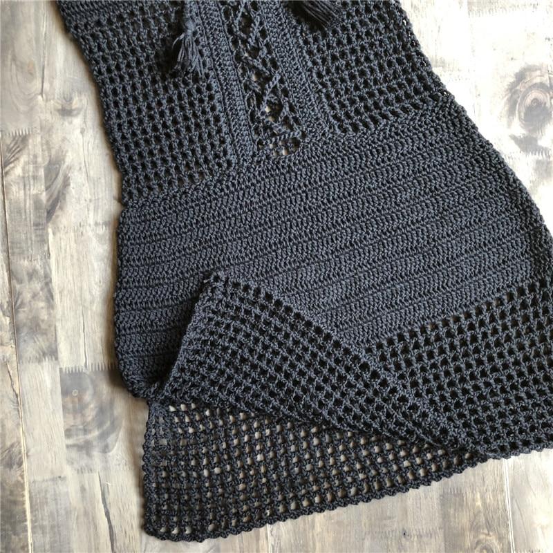conjuntos de biquíni crochê estilo bohemia fora