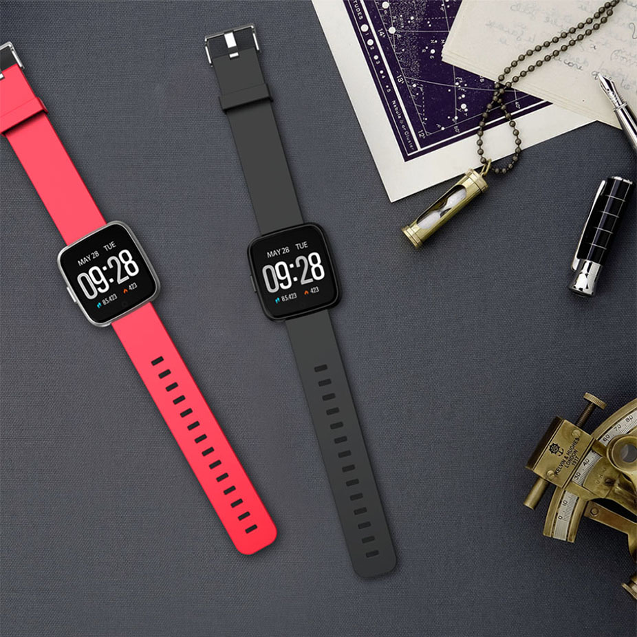 COLMI Smart watch Men IP67 Waterproof Activity Fitness Tracker Heart Rate Monitor Women Smartwatch For Android IOS 11