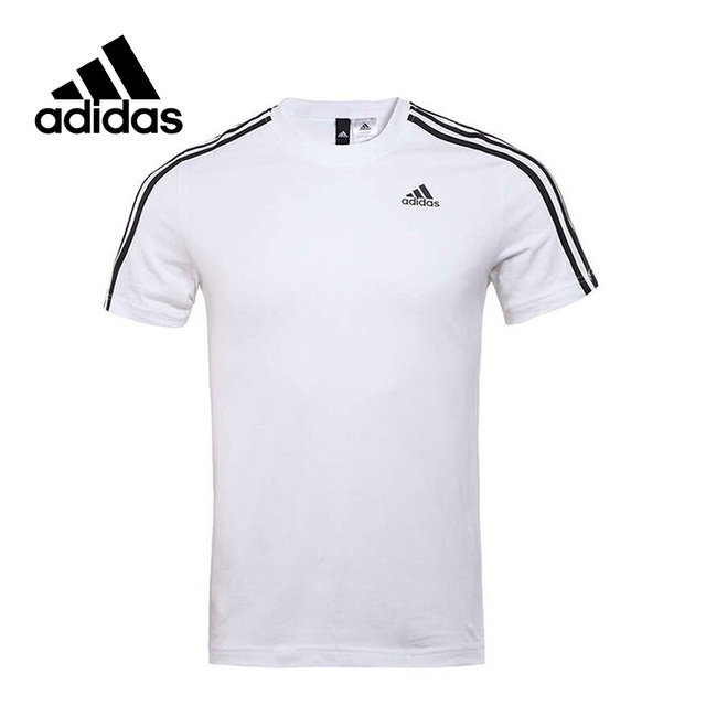 dbeef67827 Adidas New Arrival 2017 Original Performance ESS 3S TEE Men's T-shirts  short sleeve Sportswear S98716