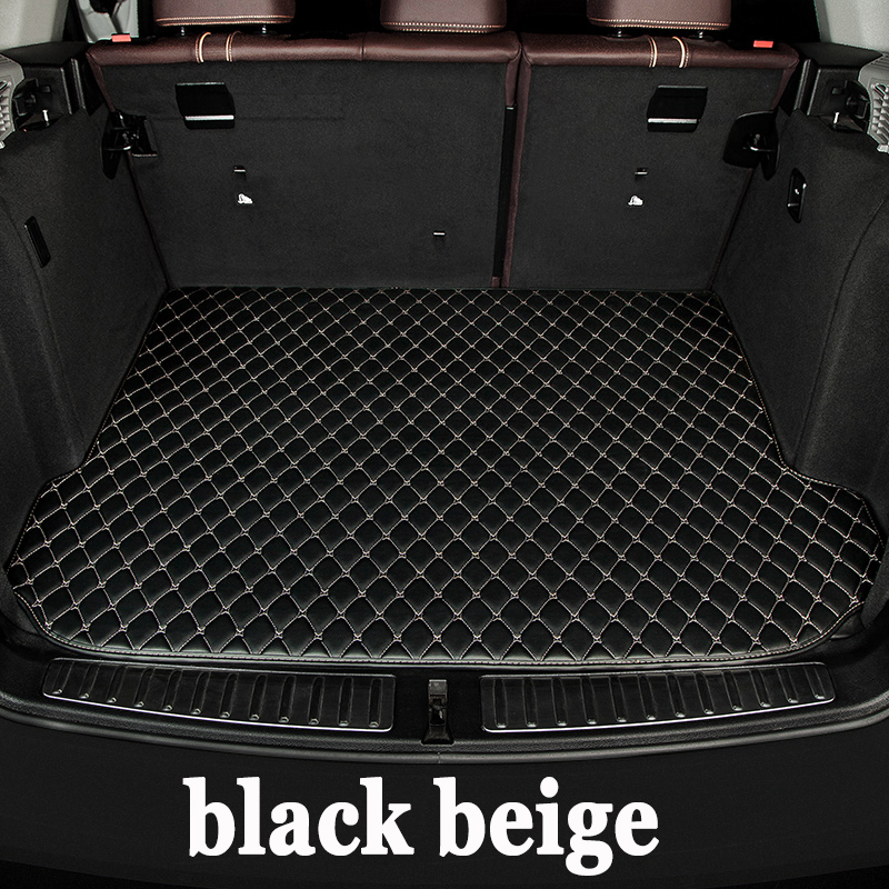 Custom fit car Trunk mats for Mercedes Benz W164 W166 ML GLE ML350 ML400 ML500 GLE300 GLE320 GLE400 GLE450 liner