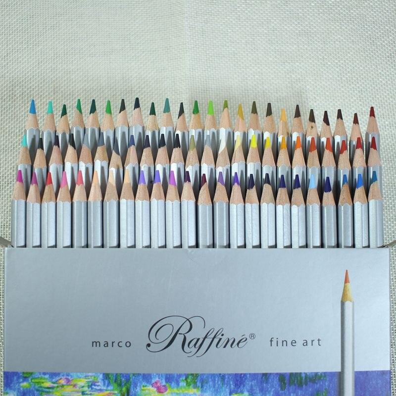 72 Colores Pintura Dibujo A Lapiz De Color Lapices Lapis De Cor