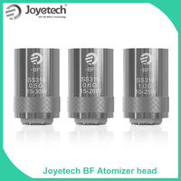 10 15PCS Original Joyetech BF SS316 Head 0 5 0 6 1 0 Ohm For Cubis