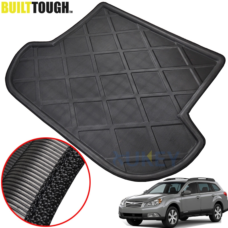 Dynamic Fit For Ford Escape Kuga 2013-2015 2016 2017 2018 Boot Mat Rear Trunk Liner Cargo Floor Tray Carpet Mud Kick Protector Cover Auto Replacement Parts Automobiles & Motorcycles