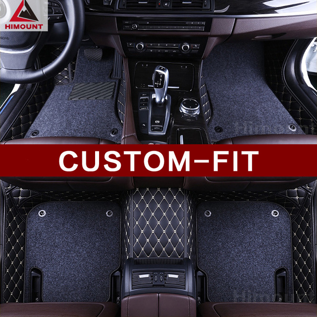 Custom Fit Car Floor Mats For Audi A5 S5 Rs5 Coupe Convertible