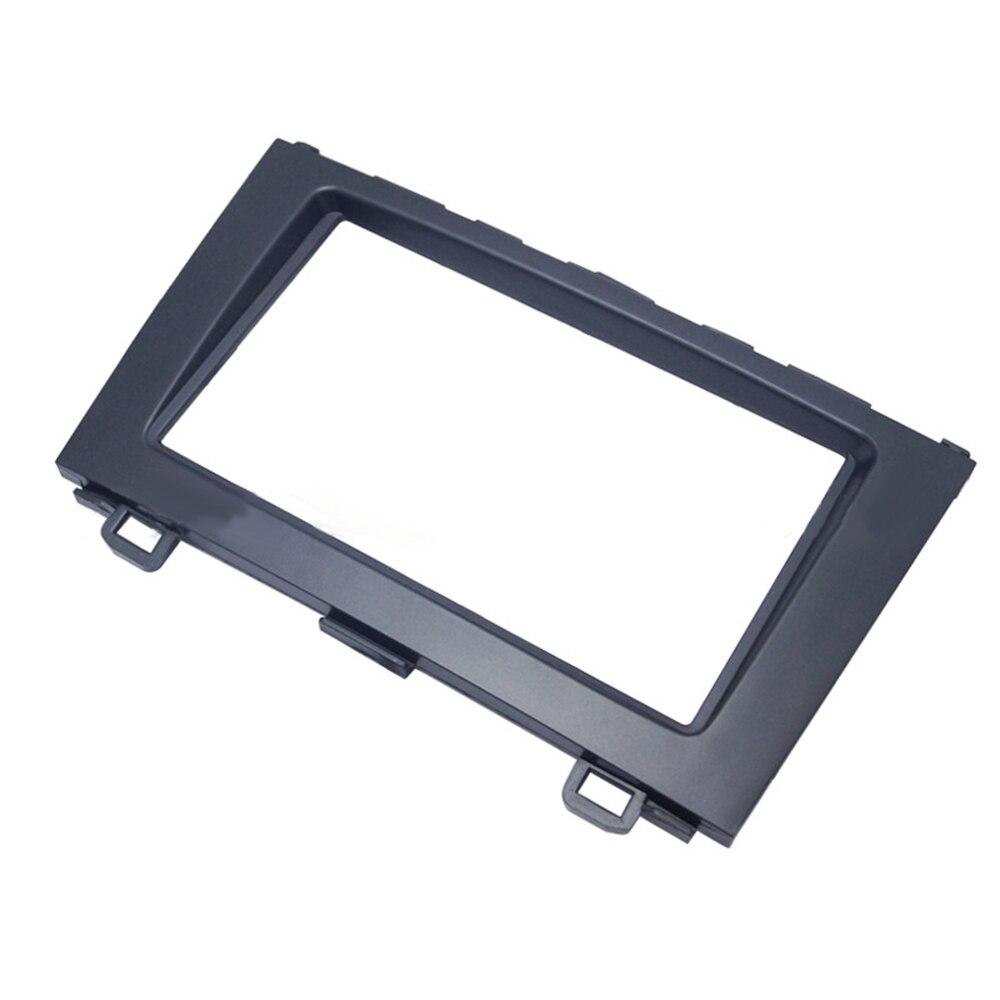 2 Din Touch Screen Car DVD Frame For Honda CRV Radio Frame Auto Stereo Panel Dashboard Trim Fascias MP3 Player Kit 2012~2015