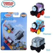 توماس والأصدقاء قطار صغير جامع الطبعة غوردون هنري السكك الحديدية الملحقات الكلاسيكية اللعب المواد البلاستيكية لعب للأطفال