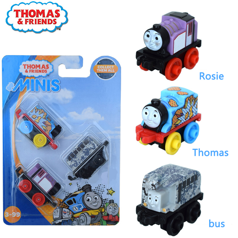 Thomas And Friends Mini Trains Collector's Edition Gordon Henry  Railway Accessories Classic Toys Plastic Material Toys For Kids
