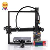 3D Printer Kits TEVO Tarantula I3 Aluminium Extrusion DIY kit 3d printing 2 Rolls Filament SD card LCD As Gift 3D Printer