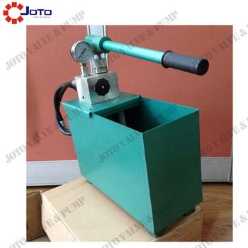 Wholesale China Market Price SYL-39/2.5 manual pressure test pump 2.5mpa 67