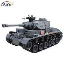 15 Channel 1 20 RC Tank Panzerkampfwagen German Panther 3 Main Battle Tank Model With Shoot