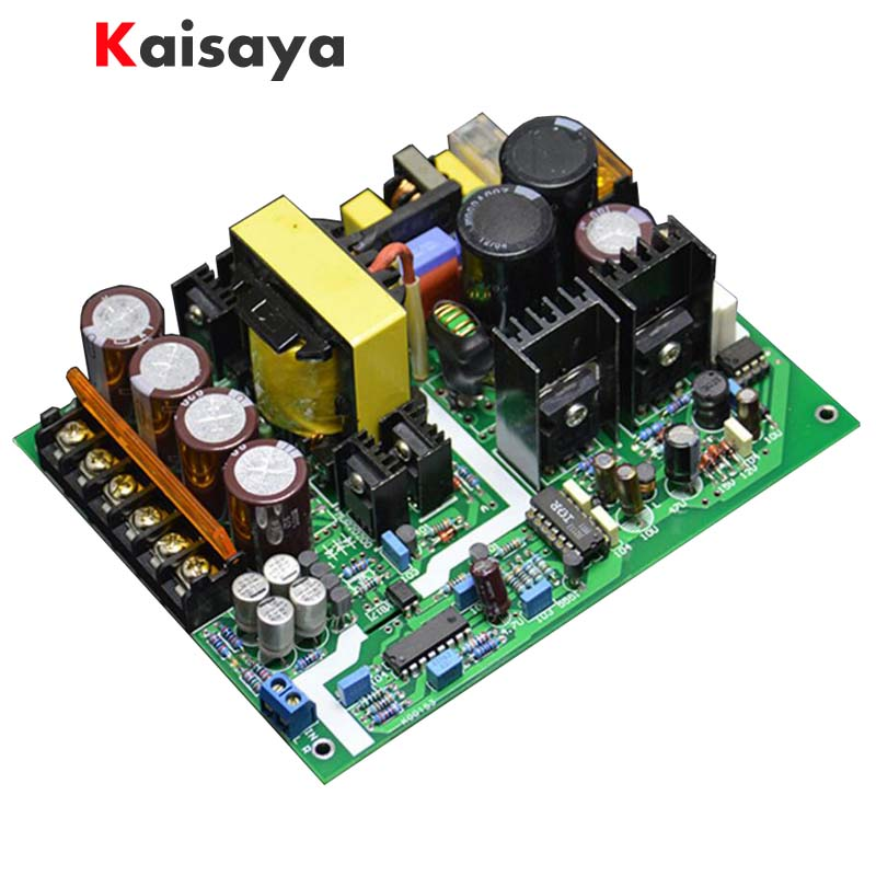 DC positive and negative 600W + -58 V dual high power digital power amplifier dedicated switching power supply board G2-004 кпб mp 29