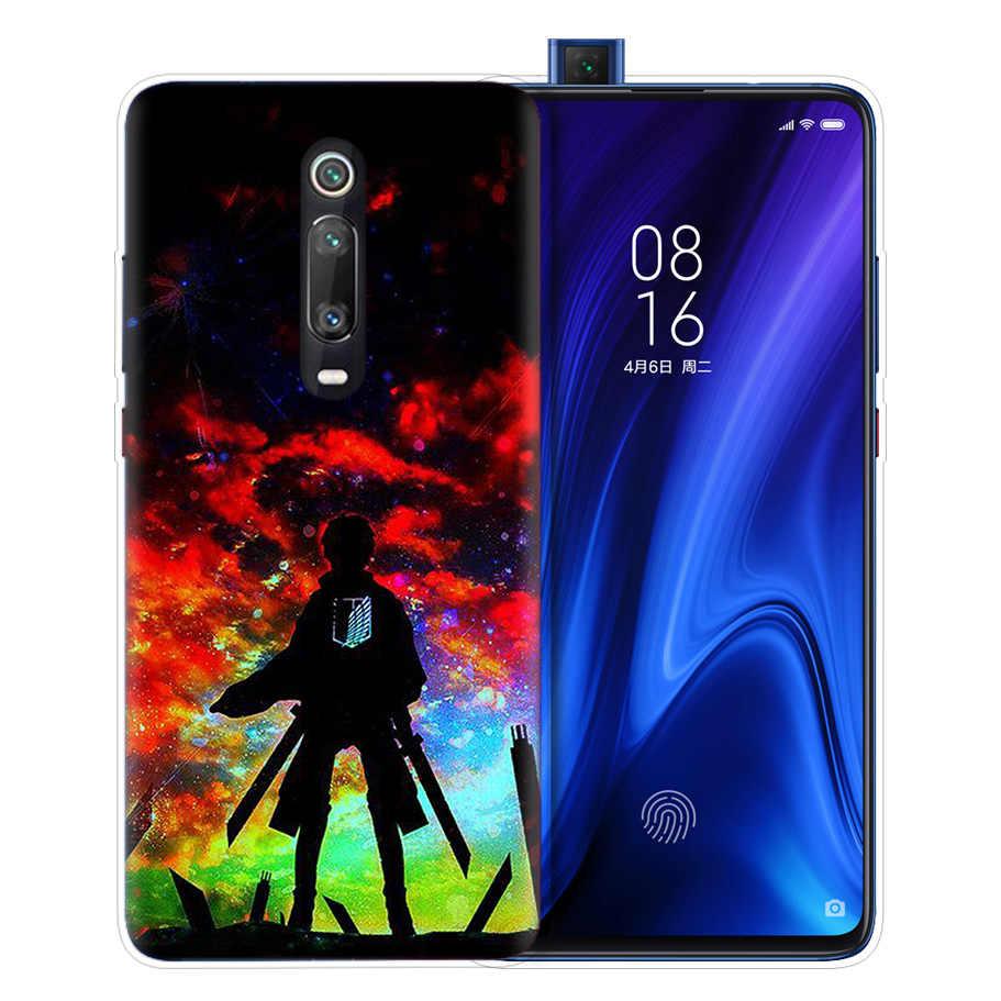 Чехол для телефона Xiaomi Redmi Note 7 7 S K20 Y3 GO S2 6 6A 7A 5 Pro mi Play 9 T A1 A2 8 Lite Poco F1