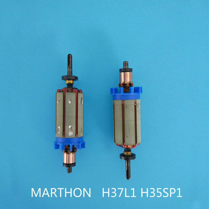 2pcs/box Korea Seayang 35000RPM MARATHON Series H37L1 H35SP1 Motor Rotor Armature Parts Micromotor Handpiece Rotor Accessories