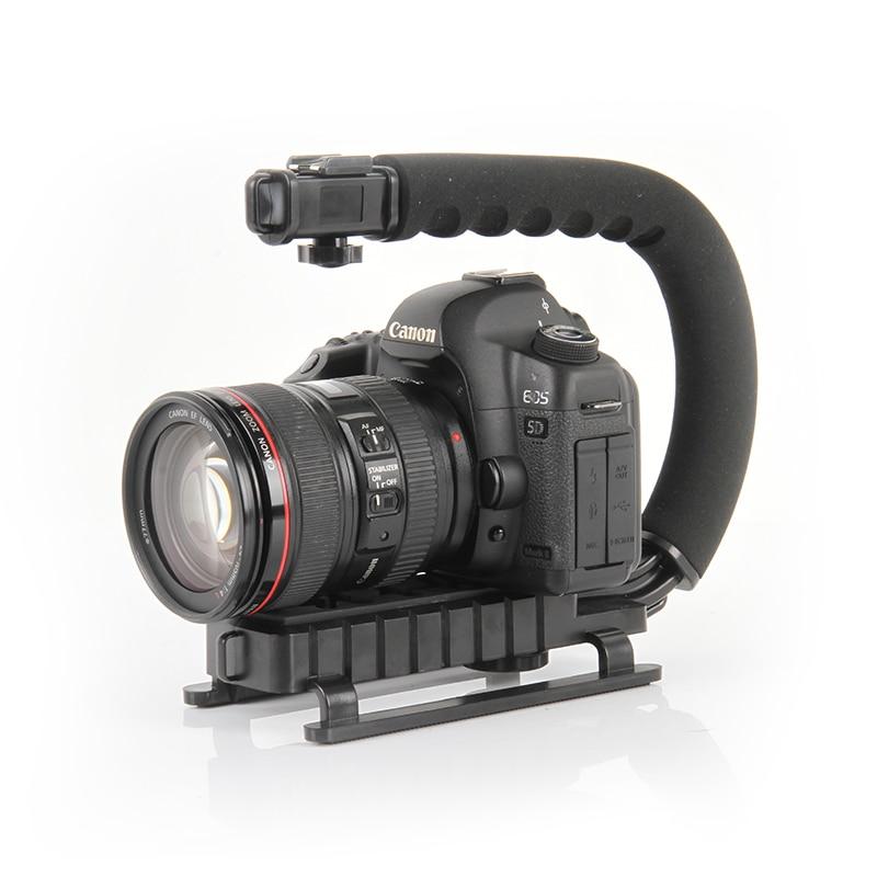 Form Blitz Halterung Halter Video Griff Handgriff für Canon Nikon - Kamera und Foto - Foto 3