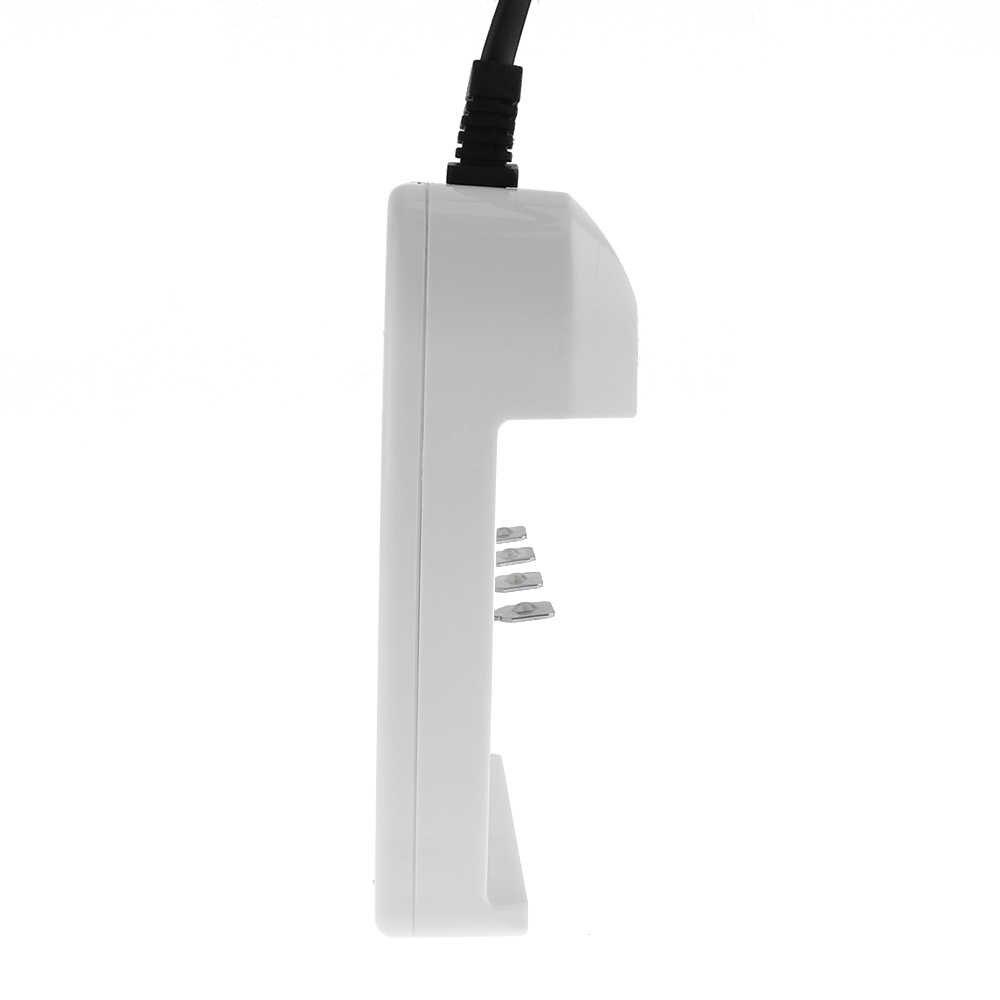 Универсальное регулируемое 4 зарядное устройство для AA/AAA/16340/18650/25500/26650/2670 перезаряжаемая батарея