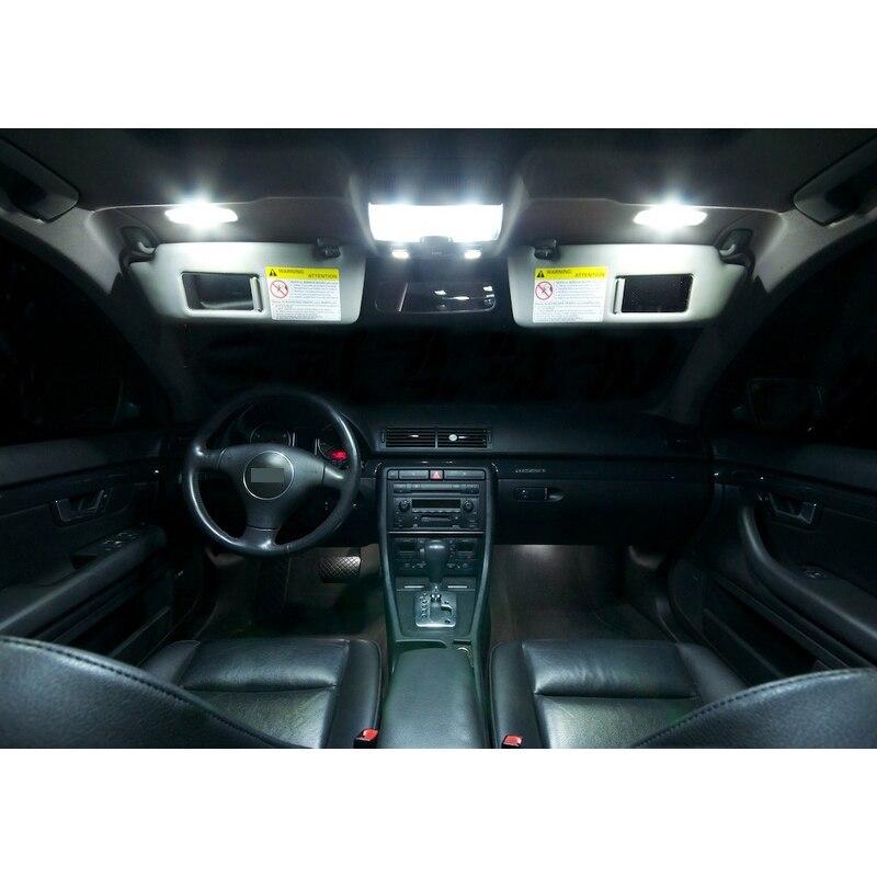 XIEYOU 20st LED-paket för Canbus inre lampor för A4 S4 B6 - Bilbelysning - Foto 3