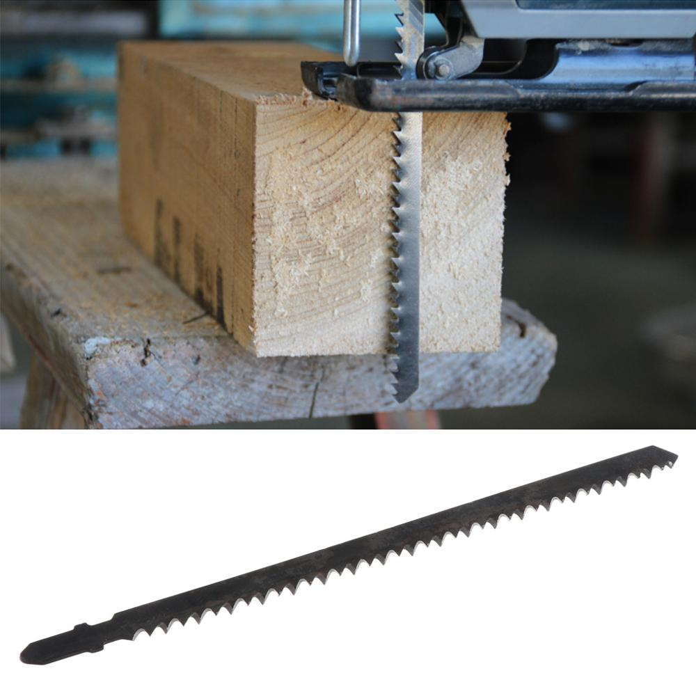 180mm HCS Reciprocating Saw Blade For Hard Wood Fast Cutting Woodworking Safety Tool For Home DIY
