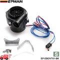 EPMAN Turbo Válvula de escape Válvula de Descarga Electrónica de S Falso Soplar Bov Sonido Analógico Interruptor EP-EBOVT01-FS