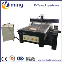 4 axis cnc milling machine 1325 CNC router engraver for PCB PVC MDF Wood Plastic craving