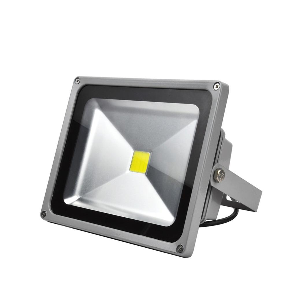 10pcs LED Flood Light 30W 3000LM IP65 AC 85 265V Proyector Refletor Led Floodlight projecteur led