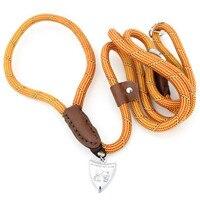Brand New Pet Dog Supplies Collares Perros Para Gonden Zwierząt produkty Duża Duży Mały Szczeniak Obroża Uprząż I Smycz LLM262