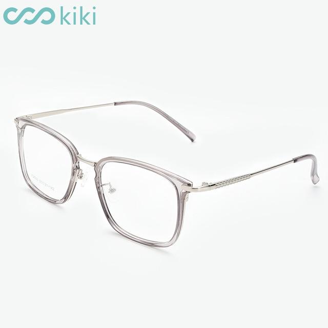 KIKI mujeres hombres moda gafas Metal gafas redondas Retro ...