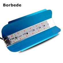 LED Flood Light RGB 50W 220V Outdoor IP66 Waterproof Perfect Power Floodlights Multicolour Spotlights SearchLight