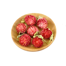 100g Organic Dry Globe Amaranth Red Tea  Hong Qiao Mei Blooming Flower Tea for Women Lady's Tea Anti-Aging