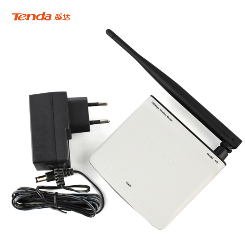 Chademo Adapter Eu D Link Wireless Ac Usb Adapter Dwa 180 Xbox One Kinect Adapter Craigslist Adapter Vga Meski Dvi Zenski: English Firmware Tenda N3 150Mbps WIFI Router With