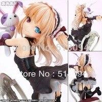 AnimeFree Shipping Boku wa Tomodachi ga Sukunai Hasegawa Kobato Chair 1/8 PVC Action Figures Toy 16.5CM SGFG089
