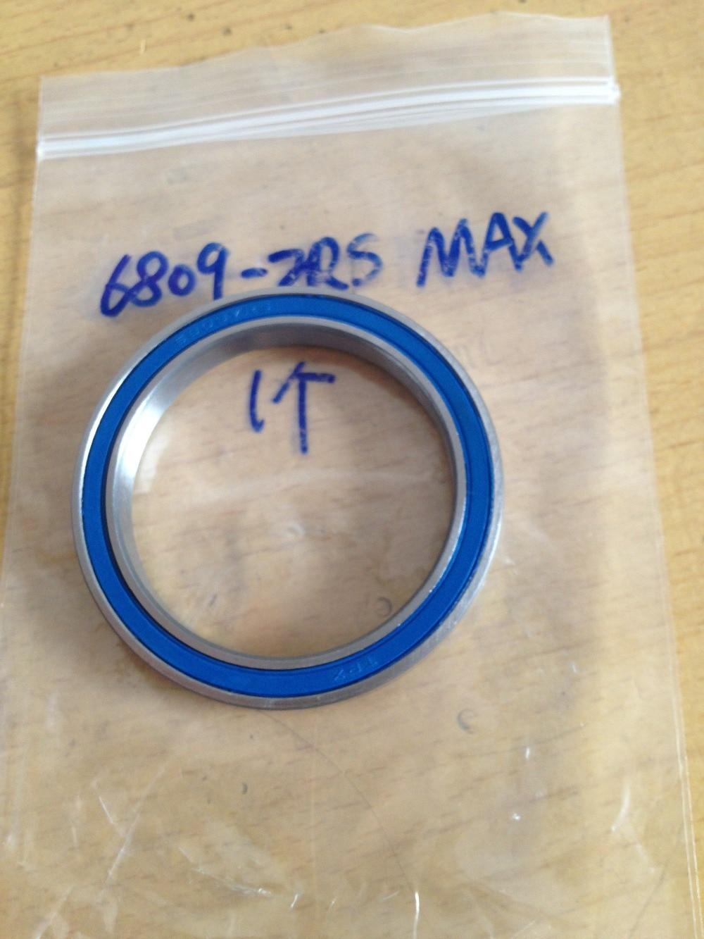 YETI SB66 frame pivots bearing repair parts 6809 2RS MAX (45x58x7 mm ...