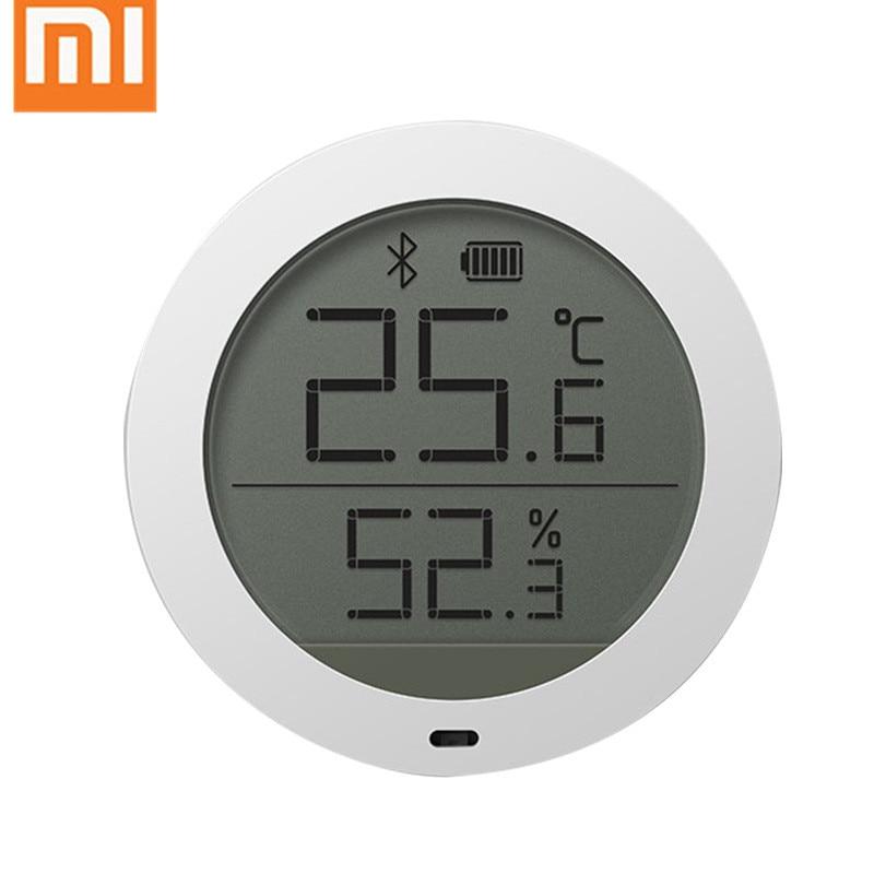 Xiaomi Mijia Bluetooth Hygrothermograph High Sensitive Hygrometer Thermometer LCD Screen Smart Home Temperature Humidity SensorXiaomi Mijia Bluetooth Hygrothermograph High Sensitive Hygrometer Thermometer LCD Screen Smart Home Temperature Humidity Sensor