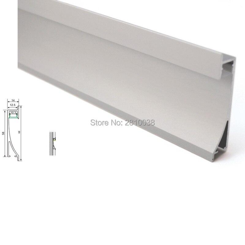 perfil com diodo emissor de luz strip 02