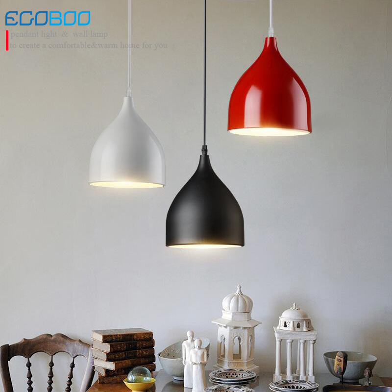 Modern Retro industrial LOFT style restaurant bar pendant lighting creative semicircle iron decoration lights /E27 lamp loft style vintage pendant lamp iron industrial retro pendant lamps restaurant bar counter hanging chandeliers cafe room