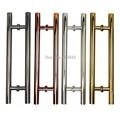 Alta Qualidade de Aço Inoxidável Maçaneta Da Porta De Correr de Vidro Primavera Maçaneta da porta Maçaneta Da Porta Hardware Móveis Puxar M3