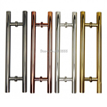 High Quality Stainless Steel Sliding Door Handle Glass Door Handle Spring Door Handle Pull Furniture Hardware M3