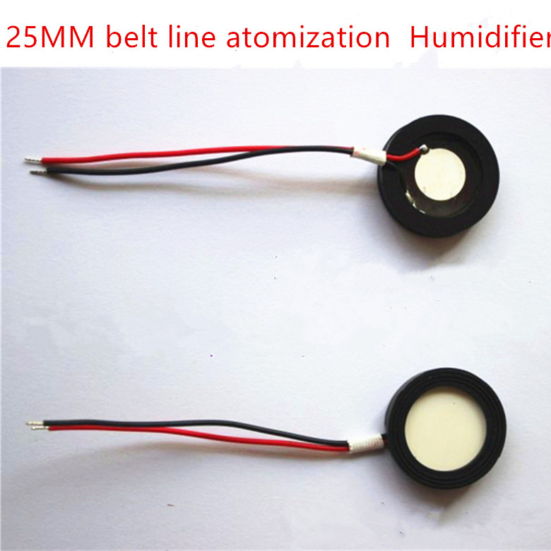 Di alta Qualità 25 MILLIMETRI linea di cintura atomizzazione Speciale Atomizzazione Umidificatore Speciale Atomizzatore Con Strumento di Ferro Carta su Due Piccoli Fori