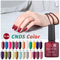 La CNDs 156 Color 10 ml Gel UV Esmalte de Uñas de Neón de Color UV lámpara de Gel Soak Off Gel Polish Lak Vernis Semi Permanente Gelpolish