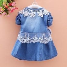 Baby Girl Denim Outwear