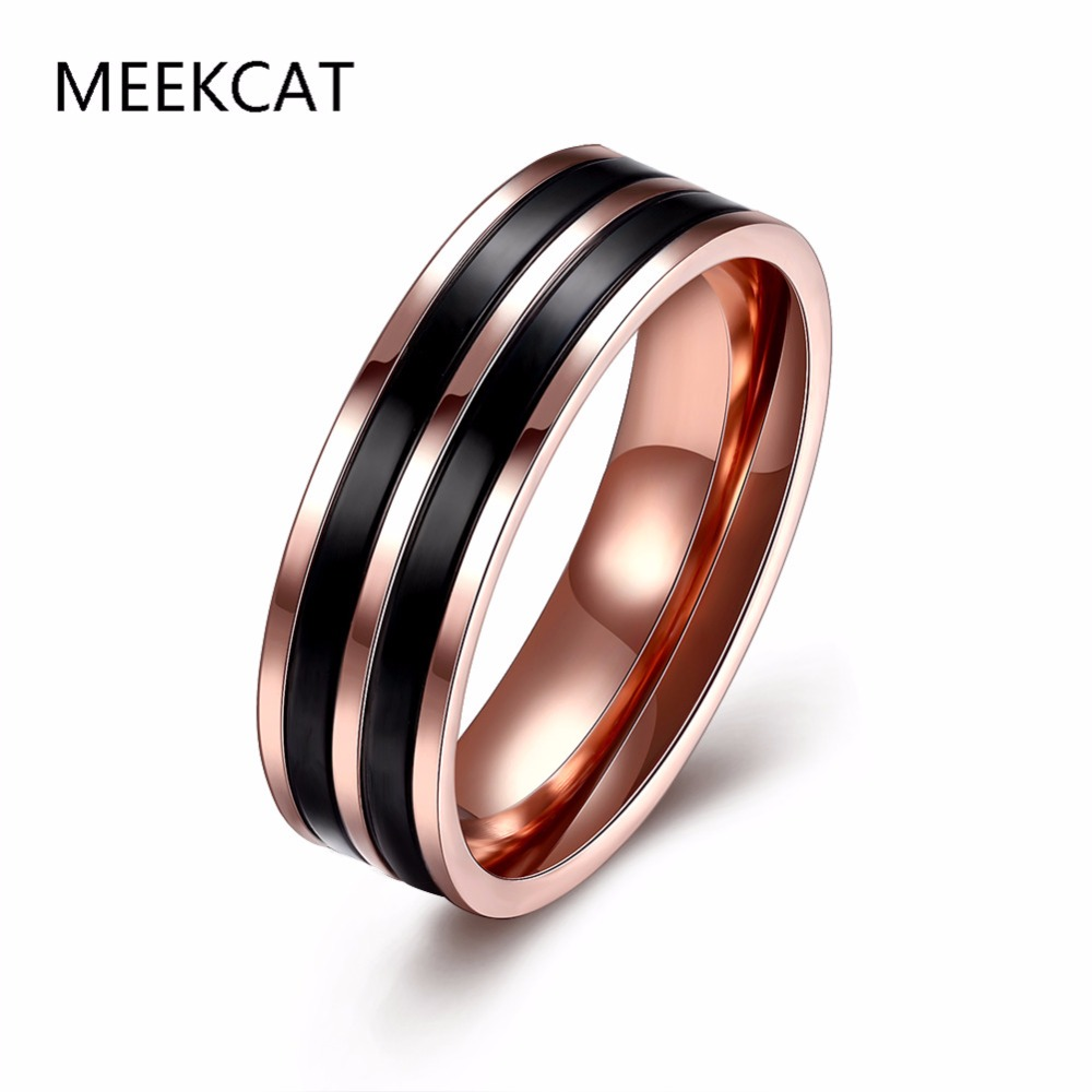 gold tungsten wedding bands Rose Gold Tungsten Ring Tungsten Wedding Band Gunmetal Tungsten Ring Brushed